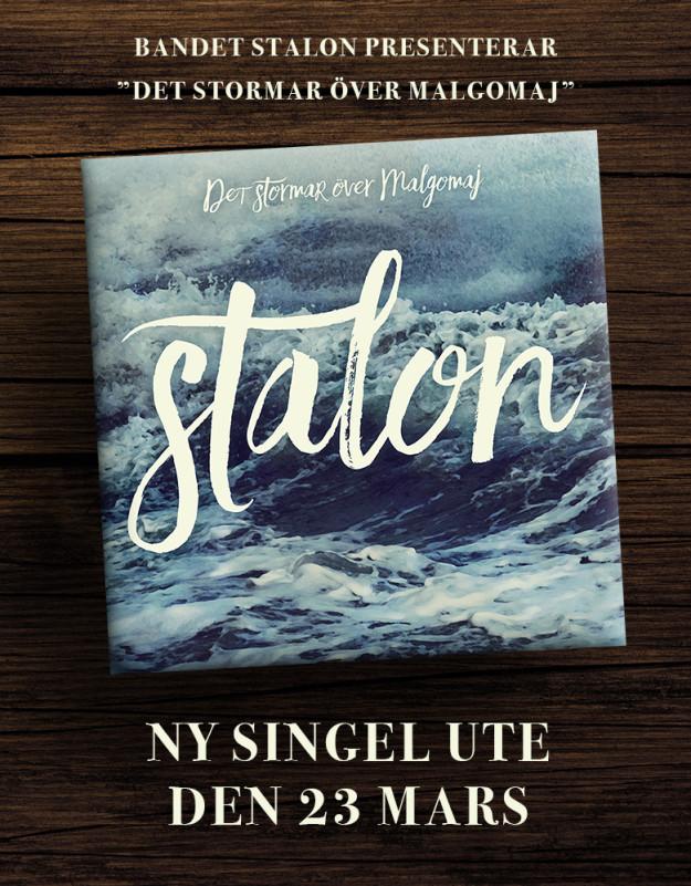 Ny singel med Stalon!